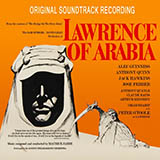 Download or print Maurice Jarre Lawrence Of Arabia (Main Titles) Sheet Music Printable PDF -page score for Film and TV / arranged Piano SKU: 104917.