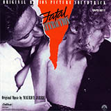 Download or print Maurice Jarre Theme From Fatal Attraction Sheet Music Printable PDF -page score for Film and TV / arranged Piano SKU: 175952.