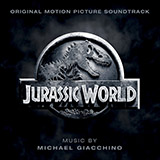 Download or print Michael Giacchino As The Jurassic World Turns Sheet Music Printable PDF -page score for Classical / arranged Piano SKU: 160855.