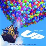Download or print Michael Giacchino Up With End Credits Sheet Music Printable PDF -page score for Children / arranged Piano SKU: 70930.