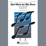 Download or print Mac Huff Out Here On My Own Sheet Music Printable PDF -page score for Musicals / arranged SAB SKU: 171501.