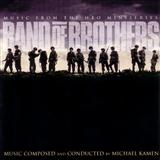 Download or print Michael Kamen Band Of Brothers Sheet Music Printable PDF -page score for Film and TV / arranged Piano SKU: 32302.