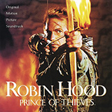 Download or print Michael Kamen Robin Hood: Prince Of Thieves (Marian At The Waterfall) Sheet Music Printable PDF -page score for Film and TV / arranged Piano SKU: 49737.