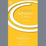 Download or print Michael Wu Bethlehem Today Sheet Music Printable PDF -page score for Sacred / arranged 2-Part Choir SKU: 88265.