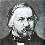 Download or print Mikhail Glinka Overture from