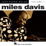 Download or print Miles Davis Dig Sheet Music Printable PDF -page score for Jazz / arranged Trumpet Transcription SKU: 199045.