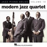 Download or print Modern Jazz Quartet Echoes Sheet Music Printable PDF -page score for Jazz / arranged Piano SKU: 88328.