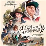 Download or print Moniker Mukutekahu (from Hunt for the Wilderpeople) Sheet Music Printable PDF -page score for Easy Listening / arranged 5-Part SKU: 186938.