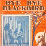 Download or print Mort Dixon Bye Bye Blackbird Sheet Music Printable PDF -page score for Jazz / arranged Piano SKU: 58395.