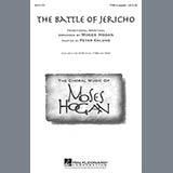 Download or print Moses Hogan Joshua (Fit The Battle Of Jericho) Sheet Music Printable PDF -page score for Folk / arranged TTBB SKU: 155570.