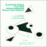 Download or print Murray Houllif Contest Solos For The Intermediate Drum Set Player Sheet Music Printable PDF -page score for Unclassified / arranged Percussion SKU: 124874.