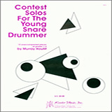 Download or print Murray Houllif Contest Solos For The Young Snare Drummer Sheet Music Printable PDF -page score for Unclassified / arranged Percussion SKU: 124887.