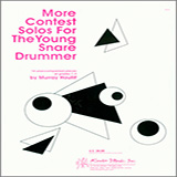 Download or print Murray Houllif More Contest Solos For The Intermediate Snare Drummer Sheet Music Printable PDF -page score for Unclassified / arranged Percussion SKU: 124918.
