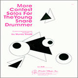 Download or print Murray Houllif More Contest Solos For The Young Snare Drummer Sheet Music Printable PDF -page score for Unclassified / arranged Percussion SKU: 125043.
