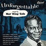 Download or print Nat King Cole Mona Lisa Sheet Music Printable PDF -page score for Folk / arranged Piano SKU: 159473.