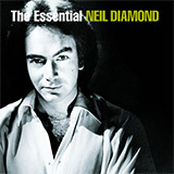 Download or print Neil Diamond America Sheet Music Printable PDF -page score for Pop / arranged Piano SKU: 19727.