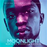 Download or print Nicholas Britell Little's Theme (From 'Moonlight') Sheet Music Printable PDF -page score for Film and TV / arranged Violin with Piano Accompaniment SKU: 124104.