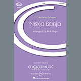 Download or print Nick Page Niska Banja Sheet Music Printable PDF -page score for Concert / arranged TB SKU: 73993.