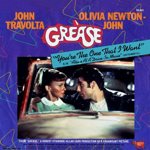 Easily Download Olivia Newton-John and John Travolta Printable PDF piano music notes, guitar tabs for  Beginner Piano. Transpose or transcribe this score in no time - Learn how to play song progression.