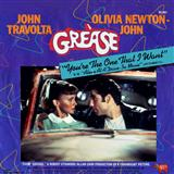 Download or print Olivia Newton-John and John Travolta You're The One That I Want (from Grease) Sheet Music Printable PDF -page score for Australian / arranged 2-Part Choir SKU: 44189.