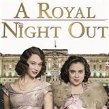 Download or print Paul Englishby Outside The Palace (From 'A Royal Night Out') Sheet Music Printable PDF -page score for Film and TV / arranged Piano SKU: 121198.