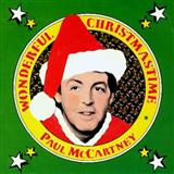 Download or print Paul McCartney Wonderful Christmastime Sheet Music Printable PDF -page score for Christmas / arranged 2-Part Choir SKU: 39494.