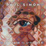 Download or print Paul Simon Stranger To Stranger Sheet Music Printable PDF -page score for Folk / arranged Piano, Vocal & Guitar Tab SKU: 124685.