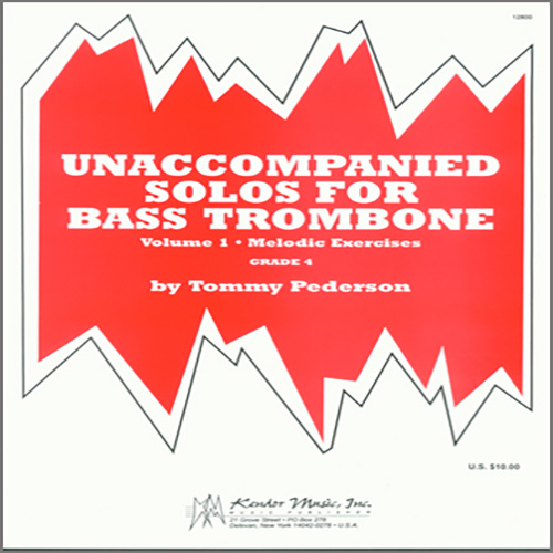 Easily Download Pederson Printable PDF piano music notes, guitar tabs for  Brass Solo. Transpose or transcribe this score in no time - Learn how to play song progression.