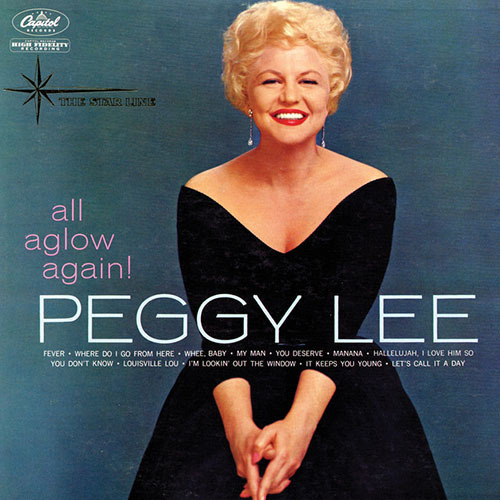 Easily Download Peggy Lee Printable PDF piano music notes, guitar tabs for  Real Book - Melody, Lyrics & Chords - C Instruments. Transpose or transcribe this score in no time - Learn how to play song progression.