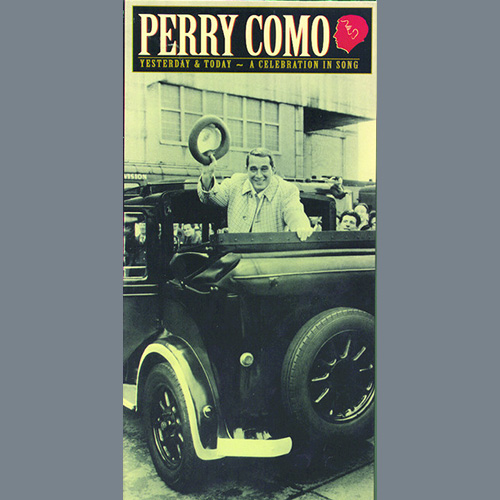 Easily Download Perry Como Printable PDF piano music notes, guitar tabs for  Beginner Piano. Transpose or transcribe this score in no time - Learn how to play song progression.