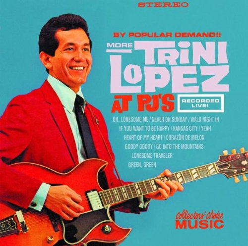 Easily Download Trini Lopez Printable PDF piano music notes, guitar tabs for  Piano, Vocal & Guitar (Right-Hand Melody). Transpose or transcribe this score in no time - Learn how to play song progression.