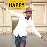 Download or print Pharrell Williams Happy (arr. Mark De-Lisser) Sheet Music Printable PDF -page score for Pop / arranged SAT SKU: 119845.