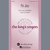 Download or print John Brunning Pie Jesu (arr. Philip Lawson) Sheet Music Printable PDF -page score for Concert / arranged Choral 6-Part SKU: 159132.
