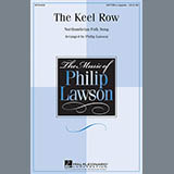 Download or print Traditional Folksong The Keel Row (arr. Philip Lawson) Sheet Music Printable PDF -page score for Concert / arranged SAB SKU: 166688.