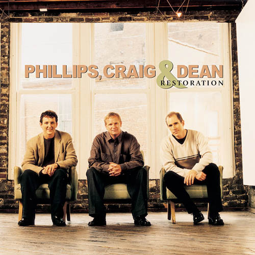 Easily Download Phillips, Craig & Dean Printable PDF piano music notes, guitar tabs for  Piano, Vocal & Guitar (Right-Hand Melody). Transpose or transcribe this score in no time - Learn how to play song progression.