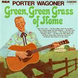 Download or print Porter Wagoner Green Green Grass Of Home Sheet Music Printable PDF -page score for Country / arranged Piano SKU: 159469.