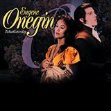 Download or print Pyotr Ilyich Tchaikovsky Polonaise (from 'Eugene Onegin') Sheet Music Printable PDF -page score for Classical / arranged Piano SKU: 110682.