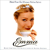 Download or print Rachel Portman The Wedding/End Titles (from Emma) Sheet Music Printable PDF -page score for Film and TV / arranged Piano SKU: 17289.