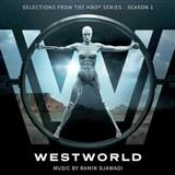 Download or print Ramin Djawadi A Forest (from Westworld) Sheet Music Printable PDF -page score for Film and TV / arranged Piano SKU: 123868.