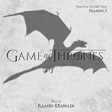 Download or print Ramin Djawadi Mhysa Sheet Music Printable PDF -page score for Pop / arranged Piano SKU: 251958.