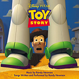 Download or print Randy Newman Toy Story (I Will Go Sailing No More) Sheet Music Printable PDF -page score for Film and TV / arranged Piano SKU: 107119.
