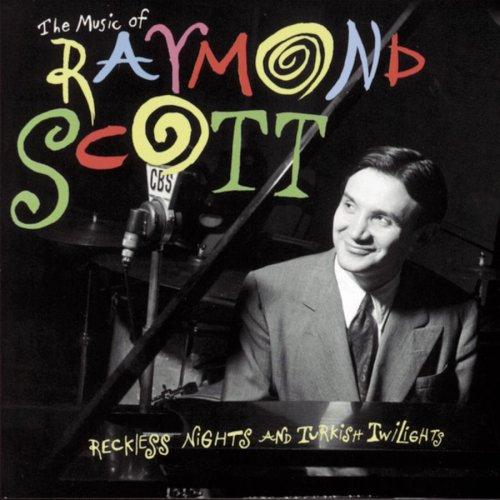 Easily Download Raymond Scott Printable PDF piano music notes, guitar tabs for  Piano. Transpose or transcribe this score in no time - Learn how to play song progression.