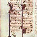 Download or print Richard Dering Ave Virgo Gloriosa Sheet Music Printable PDF -page score for Religious / arranged Choral SAATB SKU: 122033.