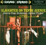 Download or print Richard Rodgers Slaughter On Tenth Avenue Sheet Music Printable PDF -page score for Musicals / arranged Piano SKU: 27450.