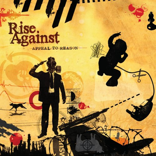 Easily Download Rise Against Printable PDF piano music notes, guitar tabs for  Guitar Tab. Transpose or transcribe this score in no time - Learn how to play song progression.