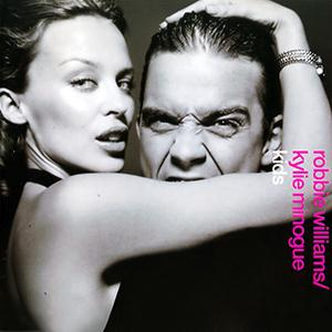 Easily Download Robbie Williams And Kylie Minogue Printable PDF piano music notes, guitar tabs for  Melody Line, Lyrics & Chords. Transpose or transcribe this score in no time - Learn how to play song progression.