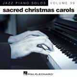Download or print Christmas Carol Coventry Carol (Arr. Robert Croo) Sheet Music Printable PDF -page score for Winter / arranged Piano SKU: 160766.