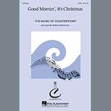 Download or print Robert DeCormier Good Mornin', It's Christmas Sheet Music Printable PDF -page score for Concert / arranged SATB SKU: 67289.