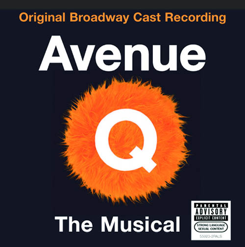 Easily Download Avenue Q Printable PDF piano music notes, guitar tabs for  Piano, Vocal & Guitar (Right-Hand Melody). Transpose or transcribe this score in no time - Learn how to play song progression.