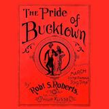 Download or print Robert S. Roberts Pride Of Bucktown Sheet Music Printable PDF -page score for Jazz / arranged Piano SKU: 65753.